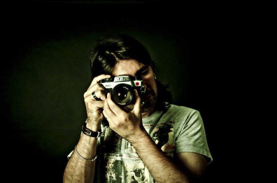 Demian Ortiz(Madrid, 1981) esfotógrafo editorial y de reportaje documental