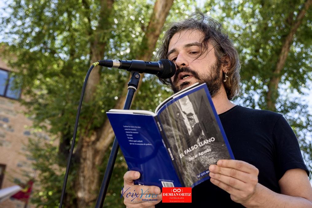 Festival de poesía Voix Vives 2017   Reportaje fotográfico del festival internacional de poesía Voix Vives en Toledo.