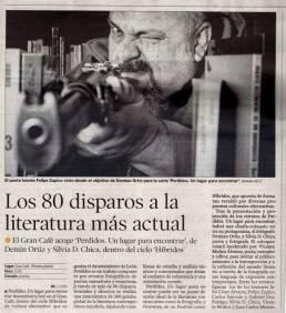 Diario de León | Artículo sobre la presentación del fotolibro Perdidos. Un lugar para encontrar en León.