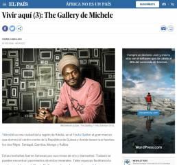 El País | Reportaje fotográfico documental The Gallery de Michele realizado por el fotógrafo Demian Ortiz y Chema Caballero