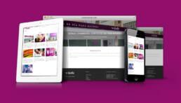 Idealia Centro de Día | Diseño de página web corporativa responsive y creación de copys publicitarios