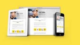 Qué Happy! | Diseño de campaña de email marketing para la promoción de la venta de los servicios de diseño.