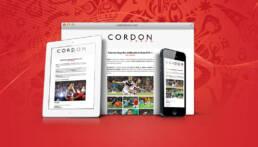Cordon Press | Diseño de campaña de email marketing para la promoción de la venta de las fotografías del Mundial de Rusia 2018.